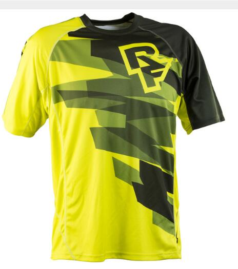 2019 Off road ATV Racing T Shirt 2019 AM RF Bicycle Cycling Bike downhill Jersey motorcycle Jersey motocross MTB in Cycling Jerseys from Sports Entertainment