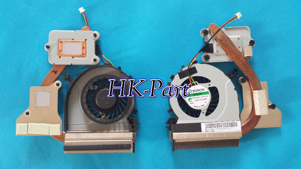 NEW for SUNON MF60090V1-C630-G99 DC5V 2.5W CPU COOLING FAN with heatsink cooler for TOSHIBA FAN USA shipping for acer aspire v3 772g notebook pc heatsink fan fit for gtx850 and gtx760m gpu 100% tested
