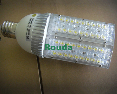 led e40 solar street light 36w DC24V / 12V taiwan led chips epistar 110-120LM/W high quality Can be connected to solar energy street lamp 60w e40 dc24v 12v taiwan led chips epistar 110 120lm w led light bulb e40
