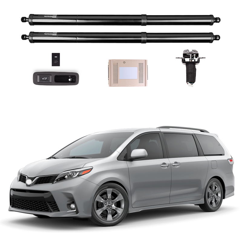 New For TOYOTA SIENNA Electric Tailgate Modified Leg Sensor Tailgate Car Modification Automatic Lifting Rear Door Car Parts