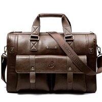 العلامة التجارية حقائب الكمبيوتر حقيبة رجل كتف حقيبة crossbody الأزياء الفاخرة عارضة قدرة كبيرة حقيبة سفر حقائب