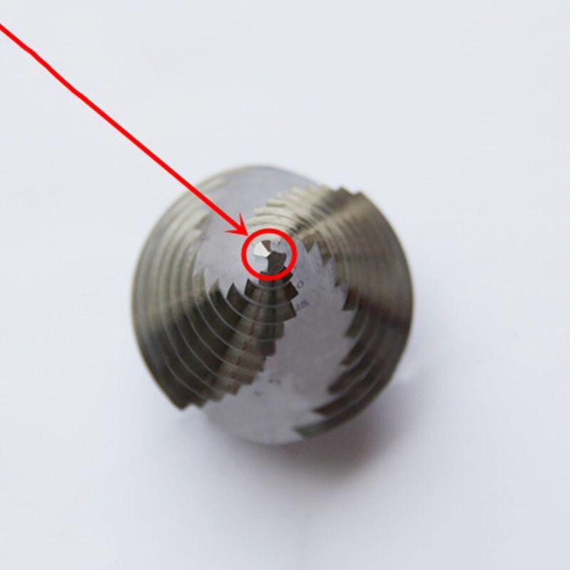 1 Pc utile 6-60mm multifonction HSS Triangle étape cône foret trou scie outil de coupe nouvelle maison jardin fournitures
