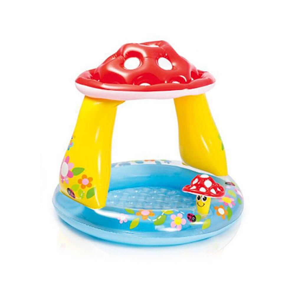 Piscines gonflables bébé piscine champignon auvent piscine bassin pour enfants piscines de jardin pour enfants piscine enfants jeux d'été