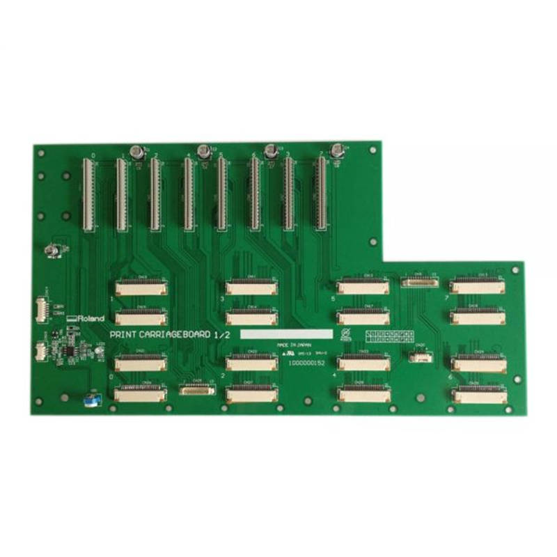 Roland FP-740 Print Carriage Board carriage board for roland fp 740 printer part