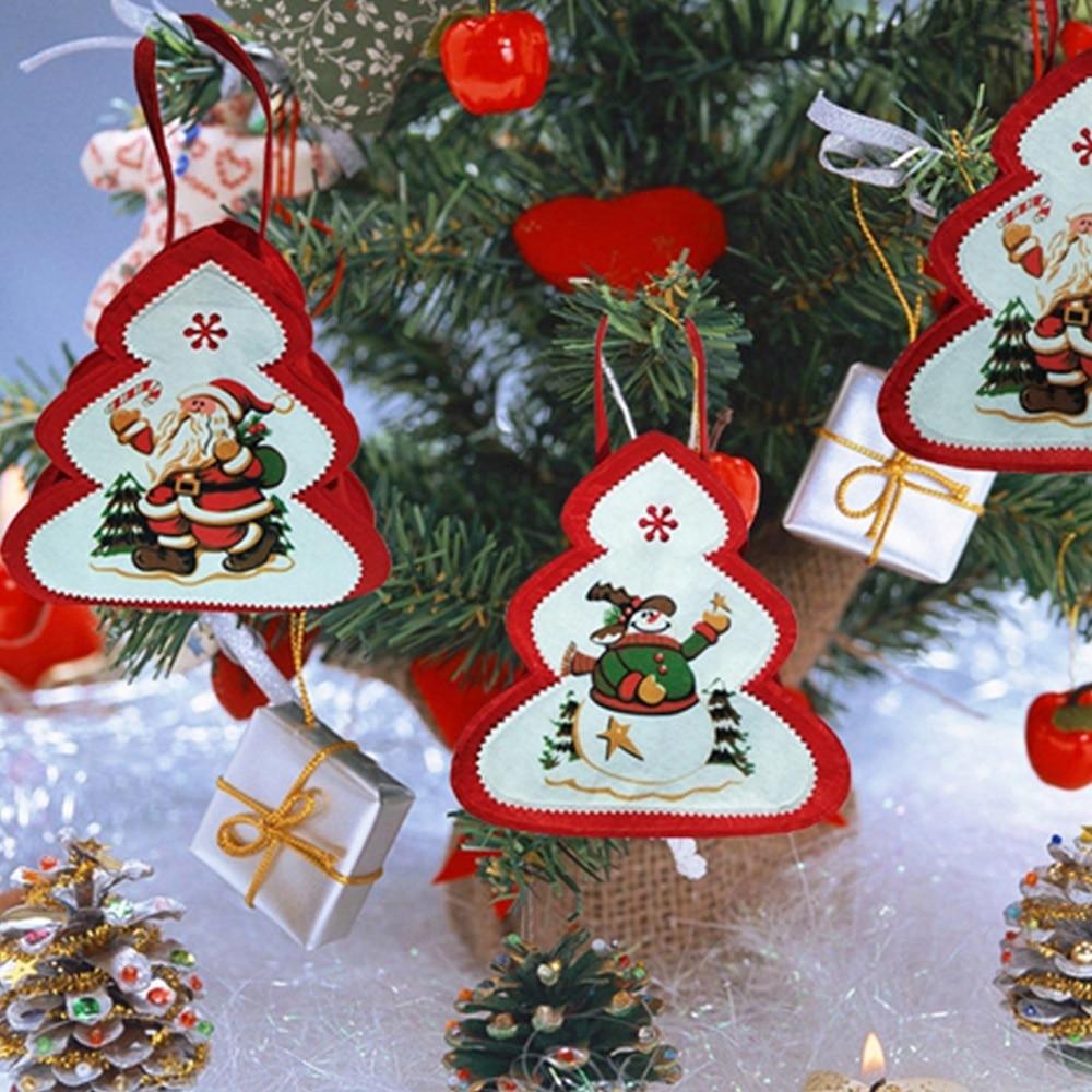 Popular Home Decor Gift Ideas For Christmas: Christmas Decoration Christmas Snowman Kids Candy Bag Home