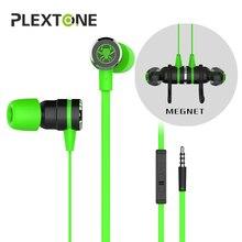 Piccolo Martello G20 Auricolare PUBG Gioco In ear Cuffie Con Microfono Con cavo Magnetico Isolamento del Rumore Stereo PK hammerh v2 pro