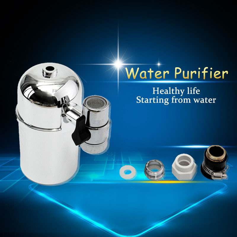 Activated Carbon Water Filter Household Kitchen Faucets Purifier Hi ...