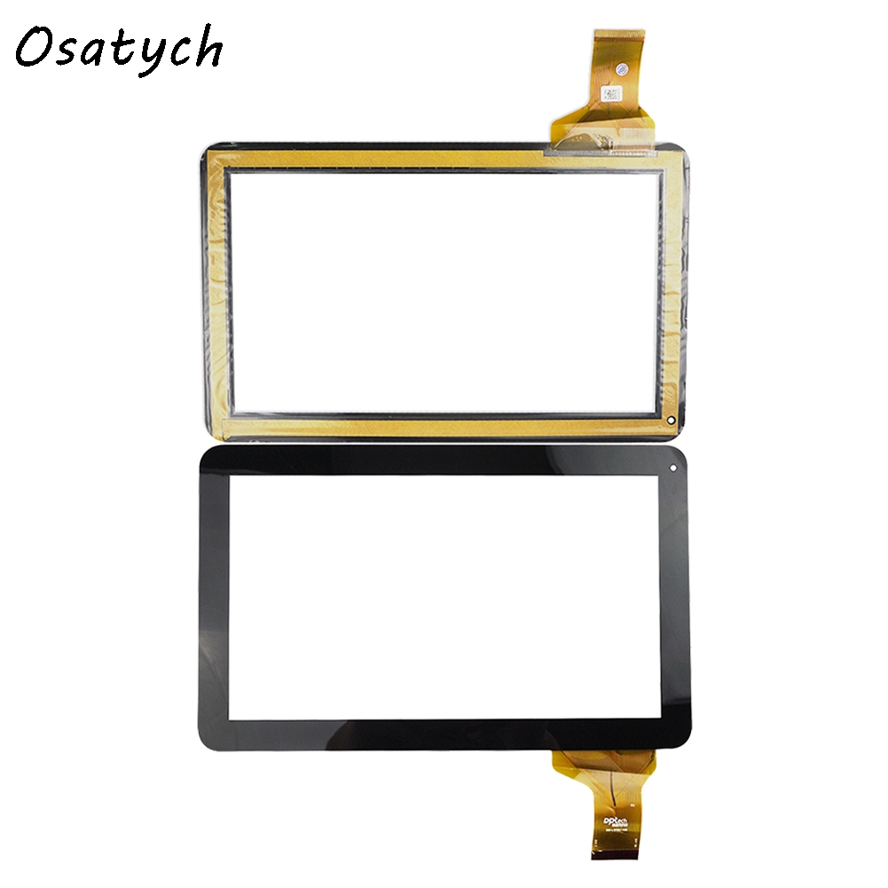 10.1 Inch Touch Screen 300-L3709J-A00 for WOXTER QX100 Panel Glass Black Replacement Free Shipping 10pcs black 10 1 inch tablet touch for woxter qx 105 qx105 capacitance screen outside zhc 0364a zhc 0364b