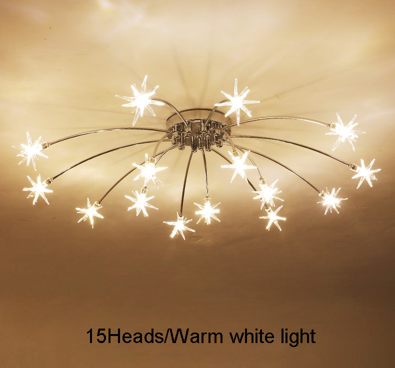 HTB1ogIEoKuSBuNjy1Xcq6AYjFXa1 Modern Led Ceiling Light Ice Flower Glass Bedroom Kitchen Children Room Ceiling Lamp Designer Lighting Fixtures
