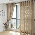 Modern Quality  Customized Curtain Window Sheer Curtain For Living Room Balcony 3 colors
