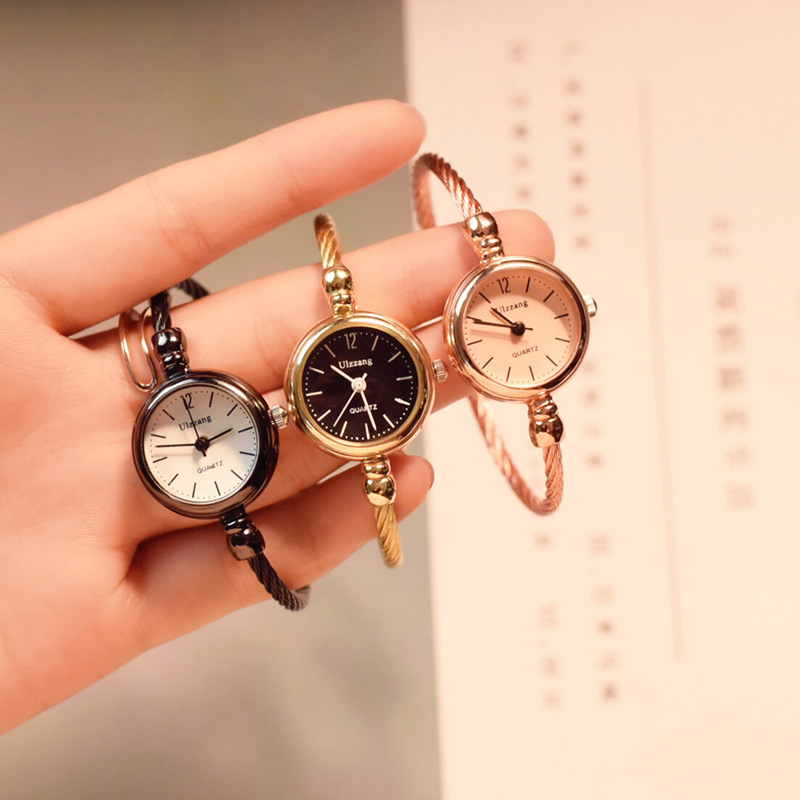 Fashion Bracelet Chain Women Watches Charm Design Ladies Wristwatches 2019 Ulzzang Luxury Brand Small Womans Quartz Gifts Watch