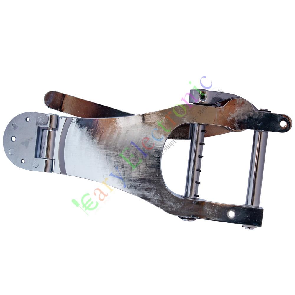 wholesale and retail 8pc silver tremolo vibrato bridge tailpiece for tele lp electric guitar. Black Bedroom Furniture Sets. Home Design Ideas