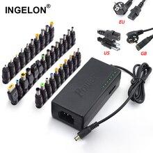 34 個ユニバーサル AC 電源アダプタラップトップ Charger12v に 24 V の交換充電 Acer 、 Asus 、デル、 Hp レノボ、サムスン東芝