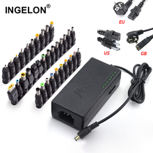 34pcs Universal AC Power Adapter Laptop Charger12v to 24V Re