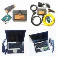 V2018.05 For BMW ICOM A2 laptop D630 Newest ICOM A2+B+C for BMW Auto Diagnostic & Programming scanner engineers model ISTA D P