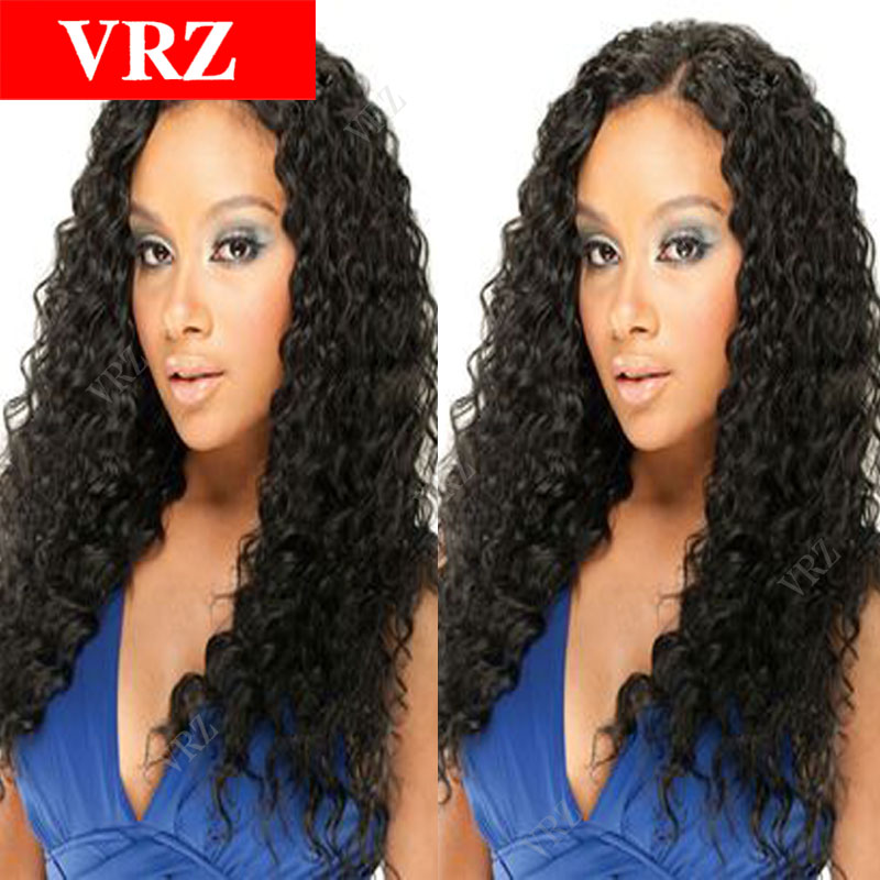130% Density Deep Curly Full Lace Wig Human Hair Virgin Brazilain Remy Human Hair Lace Front Wigs Deep Curly wigs