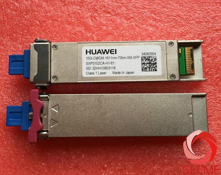 Original SXP3102CA H1 61, 10G CWDM 1611NM 70KM SM XFP.-in Fiber Optic Equipments from Cellphones & Telecommunications