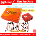 2015 new sigma box with 9 cables with Pack 1 activation for t MTK-based Motorola Alcatel Huawei ZTE and Lenovo