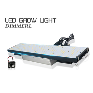 Image 2 - led grow light LM301B 400Pcs Chip Full spectrum 240w samsung 3000K, 660nm Red Veg/Bloom state Meanwell driver