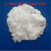 500G/ bag L-menthyl lactate Menthol lactate Long-lasting and odorless cooling agent  Solid spice