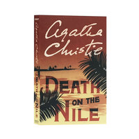 The Death on the Nile English Version New Hot selling Fiction book for Adult libros