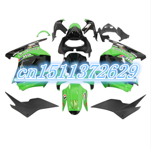 compare prices on ninja 250r fairing black- online shopping/buy