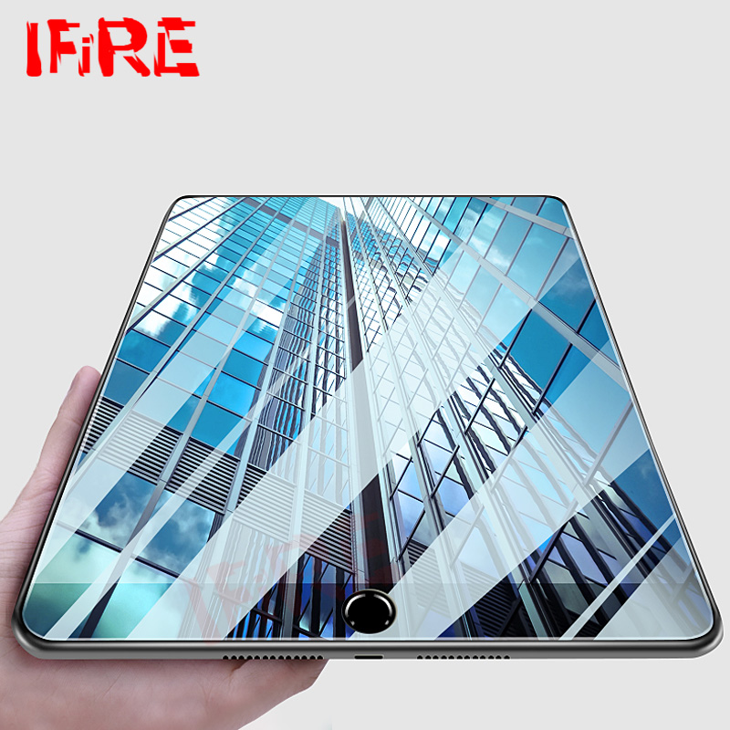 9H Tempered Glass For Apple iPad Air 1 2 Mini 1 2 3 4 HD Tablet Screen Protector Glass For iPad 2 3 4 5 6 Protective Film Guard