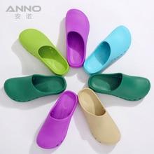 EVA Slipper Hospital Comfortable Medical Shoes Women Men Surgical Shoes Summer Nurse Shoes Clogs Surgical Slippers
