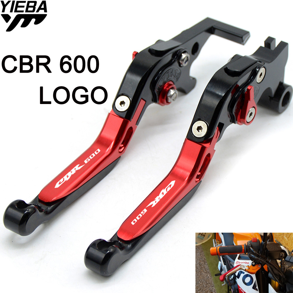 CBR600 FOR HONDA CBR600 CBR 600 1991 1998 1997 1996 1995 Motorcycle Adjustable Folding Brake Clutch Levers Brake Handle