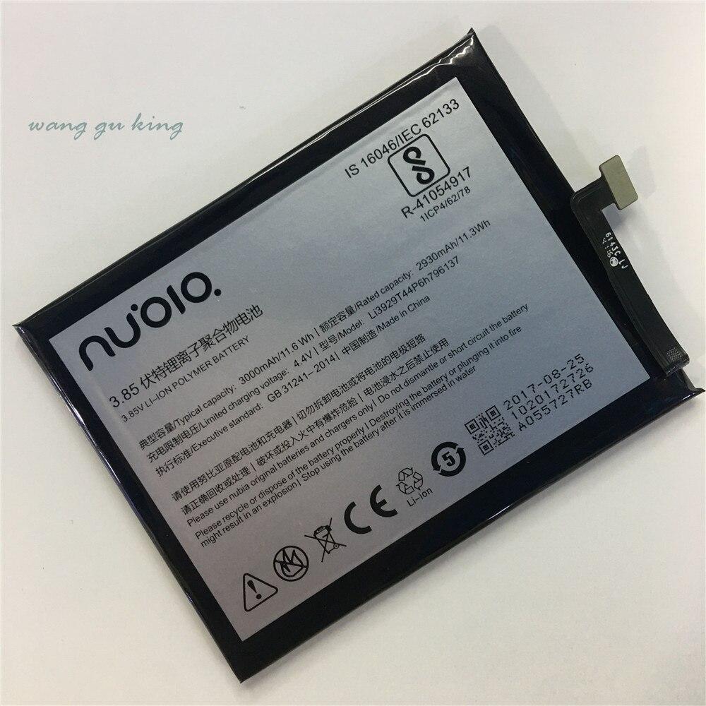 100% D'origine Li3929T44P6h796137 Batterie Pour Huawei Ideos Z11miniS Z11 miniS NX549J Z17mini Z17 mini NX569H NX569J Batterie 3000 mah