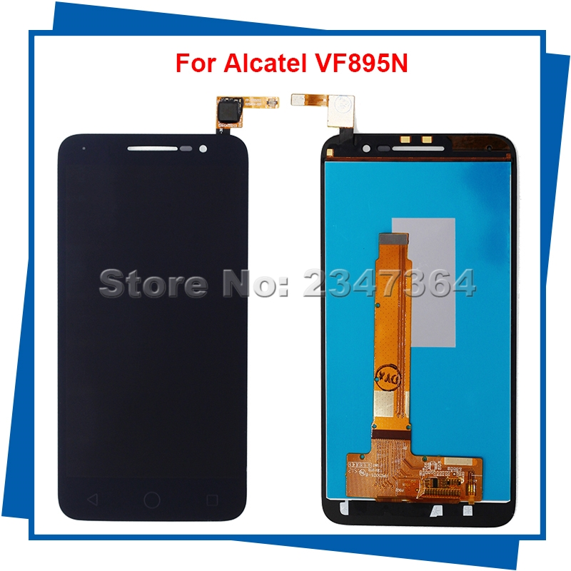 For Alcatel VF895N LCD display Original Quality For Alcatel display Vodafone smart prime 6 VF895 LCD display FreeTools