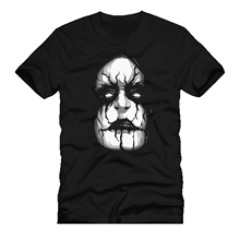 New T Shirts Funny Tops Tee New Unisex Funny TopsBLACK METAL ROCK KISS FACE mashup ship dtg mens t shirt tees цена