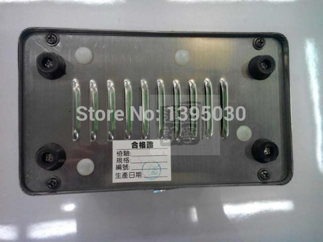 1PC Rustfrit stål Ultralyd rengøringsmiddel Ultralydsrensning - Husholdningsapparater - Foto 6