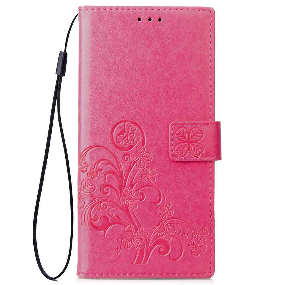 Para LG G7 G6 G5 G4 G3 Stylus K10 2018 Q7 Q6 V20 V30 más K8 2017X2 3 X CAM Leon C40 caja del teléfono Funda de cuero Flip cartera cubierta