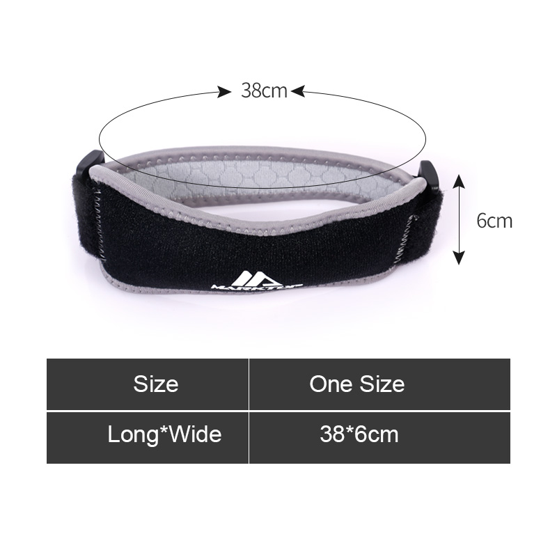 Pressurizable Sports Patella Guard Knee Support Pad 1 pcs Outdoor Riding Damping Breathable Kneepad Mountaineer Patella Protect in Elbow Knee Pads from Sports Entertainment