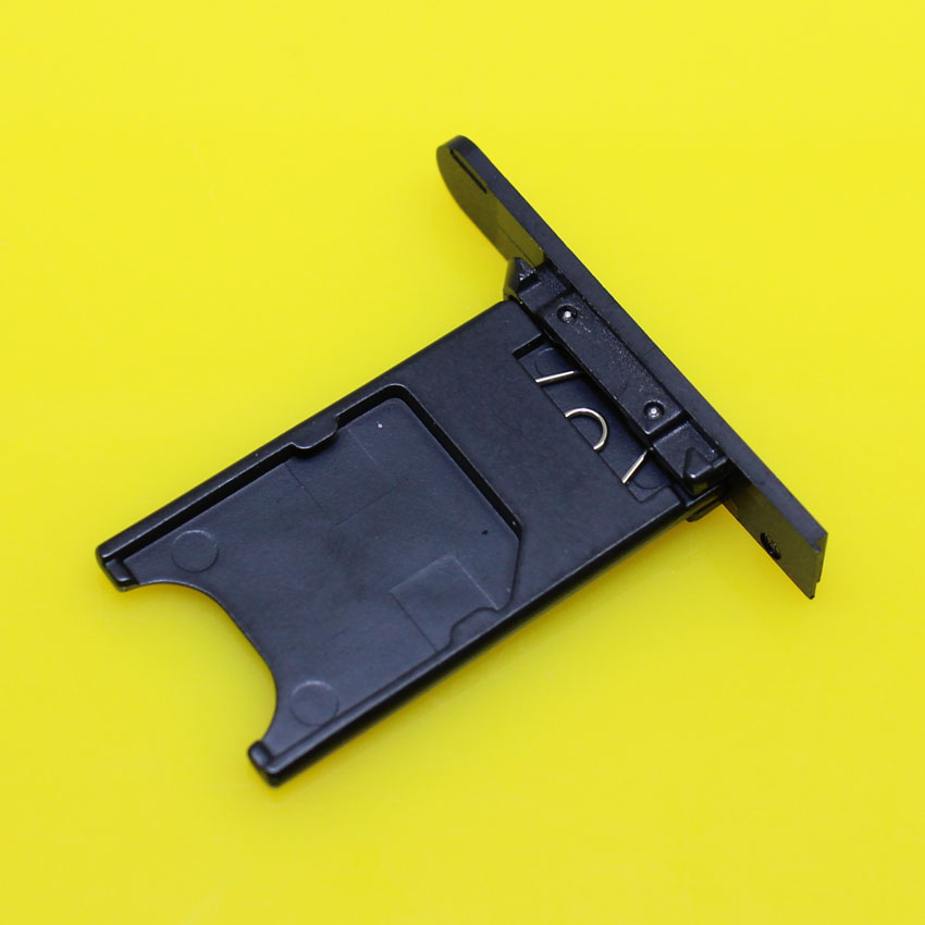 cltgxdd KA-245 High quality Black sim card socket card holder replacement for Nokia N800 memory card slot tray