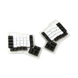Image 1 - YMDK DSA Profil PBT Top Drucken Leere Ergodox Keycap Set Für Ergo Ergodox Tastatur Kostenloser Versand