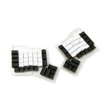 YMDK DSA Profilo PBT Top di Stampa In Bianco Ergodox Keycap Set Per Ergo Ergodox Tastiera di Trasporto libero