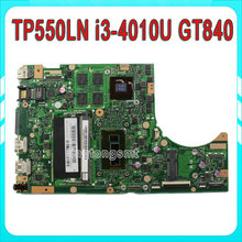 For ASUS TP500L TP500LB TP500LN TP550LN With i3 4010u Motherboard NVIDIA GeForce 840M with 2GB DDR3 60NB05X0-MB1420 100% test