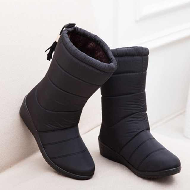 Ladies Waterproof Snow Boots