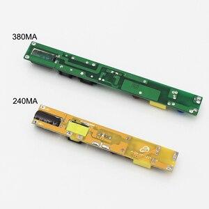 Image 4 - 9ワット14ワット18ワット25ワット30ワットledチューブドライバDC36 86V 240/380ma電源85ボルトの265ボルトlighiting変圧器0.6/0.9/1.2/1.5チューブライト