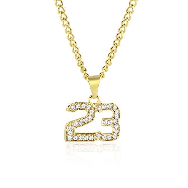Number 23 Legend Necklaces 4