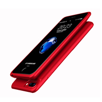 Goldfox Ultra Slim External Backup Battery Charger Case For IPhone 7 6 6s Plus PowerBank Charging