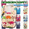 PREMATURE and NEWBORN Washable Reusable Cloth Pocket One Size Nappy Diaper