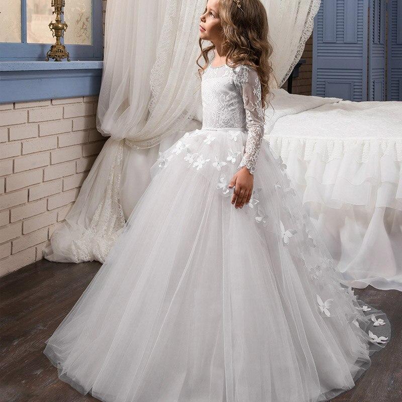 Нарядное бальное платье для девочек; вечернее платье принцессы с цветочным рисунком для мальчиков; платье для выступлений на фортепиано; св