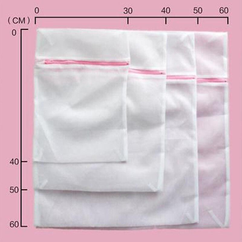 Моде! 9 размеров на молнии складной нейлоновый стиральный мешок бюстгальтер носки нижнее белье одежда стиральная машина защита сетки сумки