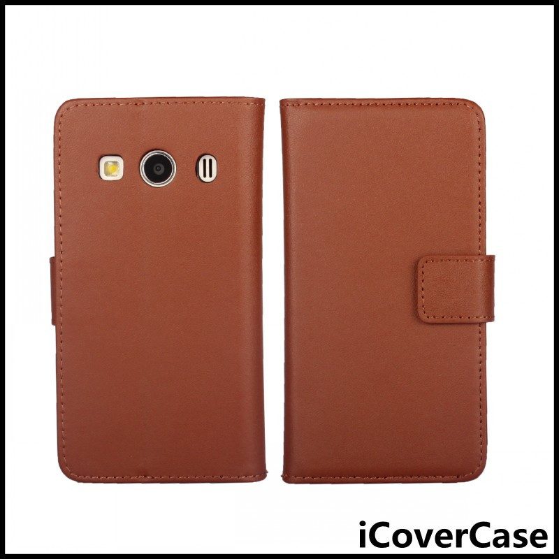 Cover Case For Samsung Galaxy Ace 4 G357 Phone Wallet Ace4 Ace Style LTE Leathe <font><b>Pouch</b></font> Bag 50PCS Lower Price <font><b>Smartphone</b></font> Accessory