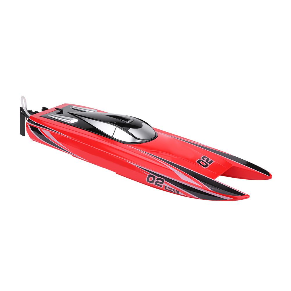 V792 4 70cm High Maximum RC Boat 2 Channel 60km/h Brushless Remote Control Maximumboat Yacht Model Kid Chirdren Toy-in RC Boats from Toys & Hobbies    2