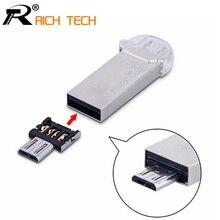 3pcs OTG Adapter USB to Micro USB Converter USB Flash Drive