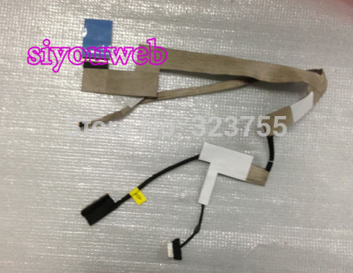 Brand new for Dell Precision M6700 VAR10 17 lcd lvds 3d cable DC02C005200 , FREE SHIPPING phal cornu cervi var red